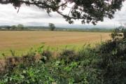 Saighton - view from bridleway 10