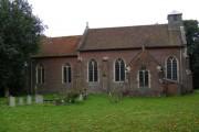 St Mary, Ashfield Cum Thorpe