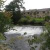 Bubnell - River Derwent and Weir