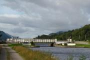 Aberchalder Swing Bridge