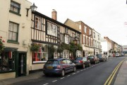 Bromyard - Bay Horse pub and High Street