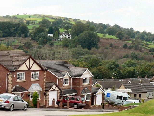 New housing at Thomastown