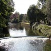 The river Idle.