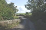 Bridge over Castlerankine Burn