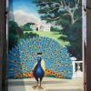 Sign for the Peacock Inn, Shortbridge