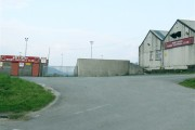 Entrance to Bonymaen RFC