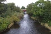 The River Carron at Carron