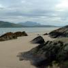Beautiful beaches at Melness, Tongue