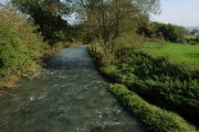 The River Evenlode, Ascott-under-Wychwood
