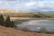 Beach, Tarbert Bay