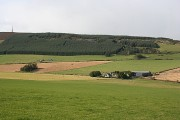 Approaching Upper Scotstown