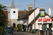 The Pub and the Church