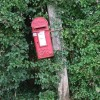 Old GR postbox