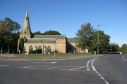 Bolsover - St Laurence Church