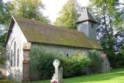 The Church of St Michael all Angels, Knights Enham