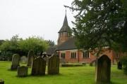 St Mary's Church, Whitegate
