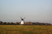 Lytham Windmill and old lifeboat station