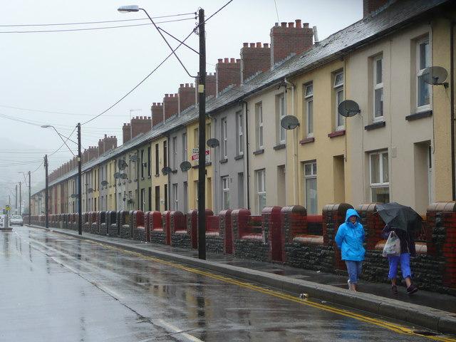 Park View Terrace, Abercwmboi
