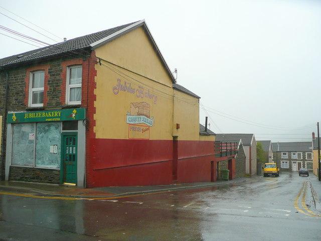 Jubilee Bakery, Aberaman