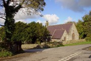 Troed-yr-aur Parish Church