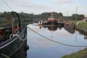 Morning at Acton Bridge