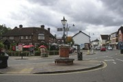 Bagshot Centre and Kings Arms