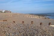 Beach adj. De La Warr Pavilion, Bexhill-on-Sea, East Sussex