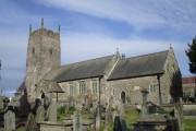 St Cynwyd's Church, Llangynwyd