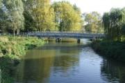 Road bridge at Rodbridge