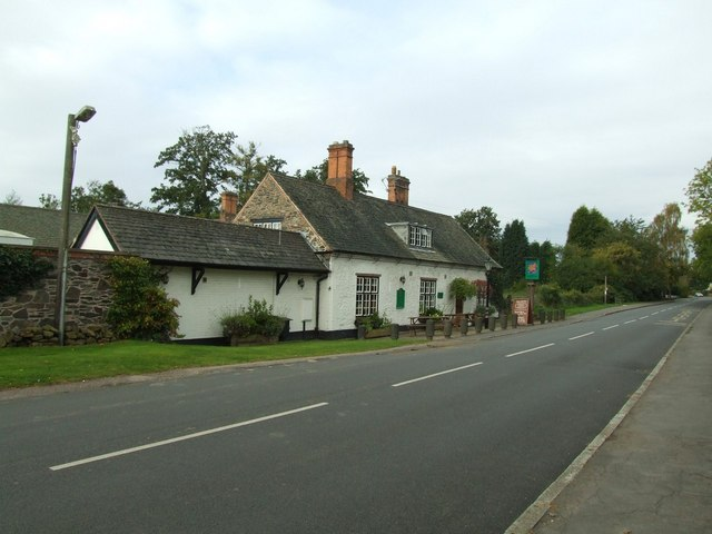 The Griffin Inn, Swithland