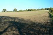 Farmland north of Pack Hill, Upper Wanborough