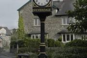 Ornamental Clock, Silverdale