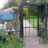 Chatsworth Park - The Cannon Kissing Gate