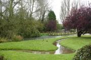 Mill grounds, Minster Lovell