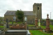 St. John's church, Pontyberem