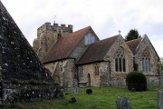 St Thomas a Becket Church, Brightling