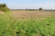Farmland on the south side of the Great Stour
