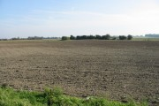 Farmland to the south of the Great Stour