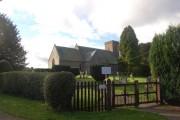 St Bartholomew's church at Ashperton