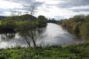 River Wye upstream