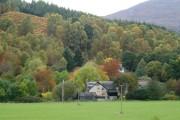 Autumn colours, Struy