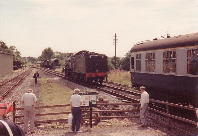 End of the line at Rothley