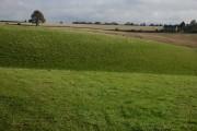 Farmland and Hill Barn Farm Cottages