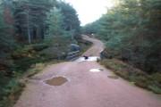 Bridge Crossing Burn in Clava Forest