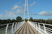 Baker Bridge crossing the A379
