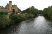 The River Derwent and Bridge Inn