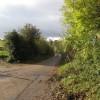 Hundall - Approaching Windmill Lane