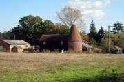 Oast House at Allingham Farm, Summerhill Road, Marden, Kent