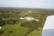Ottershaw Park From the Air