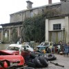 Scrapyard, at Blackborough House